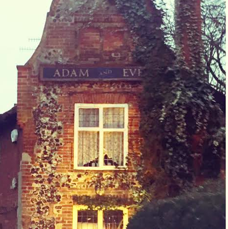 Adam and Eve Norwich England