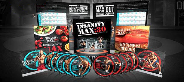 Insanity MAX:30 Workout Program
