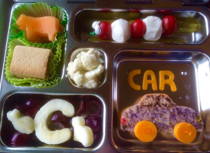healthy kid lunch ideas