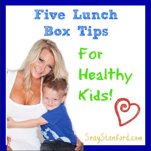 Healthy Lunch Box Tips