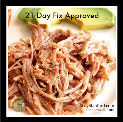 21 day Fix recipe lunch ideas