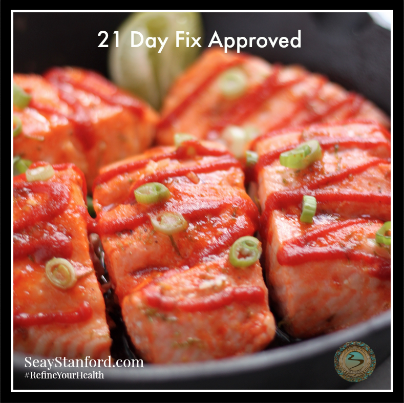 21 day Fix Fish Recipes