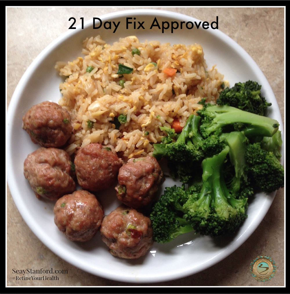 21 day Fix recipes dinner