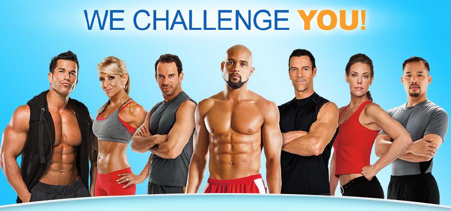 We Challenge YOU!