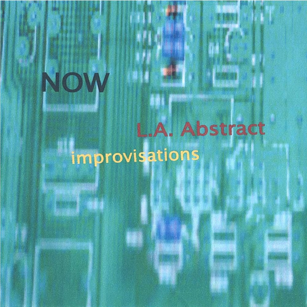 Improvisations with Dave Haddad and Andras Wahorn. Electronica meets free jazz.