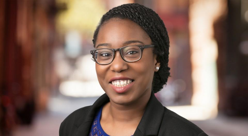 Tech entrepreneur Ashley Warmington, the first and only female entrepreneur to win the City University of New York's annual SmartPitch business plan competition, says she wouldn't have been able to secure her financing from 87 funders at a 0% interest rate without the assistance of  SourceFunding.org .