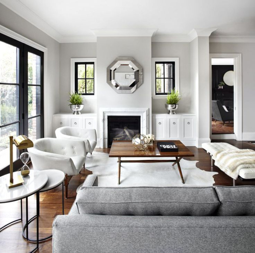 Home Decor Inspiration: Nine Neutral Living Rooms — Personally Paige