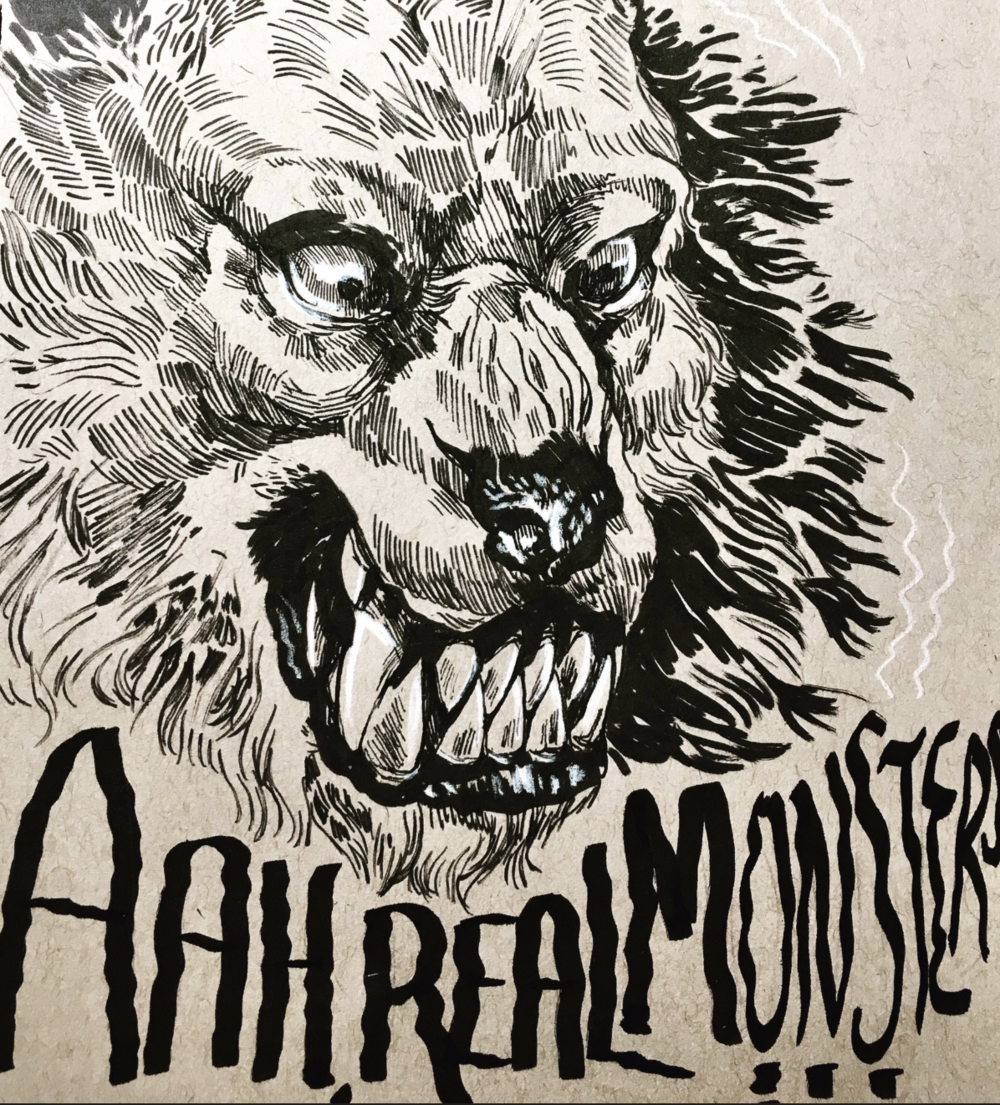 Aah, Real Monsters!