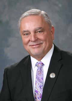 George Dodge (D-Santa Rosa)