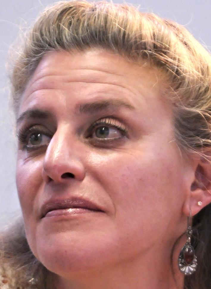 Ellen Bernstein - 22-year president of ATF