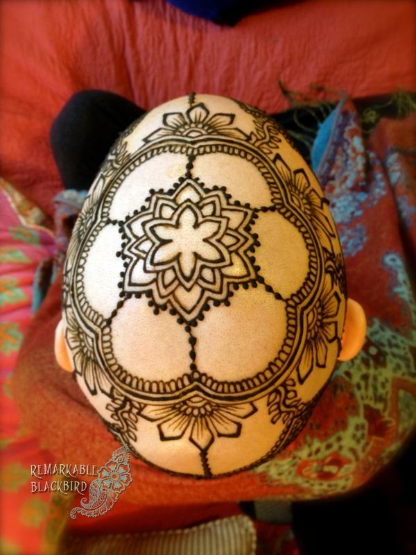 mandala crown