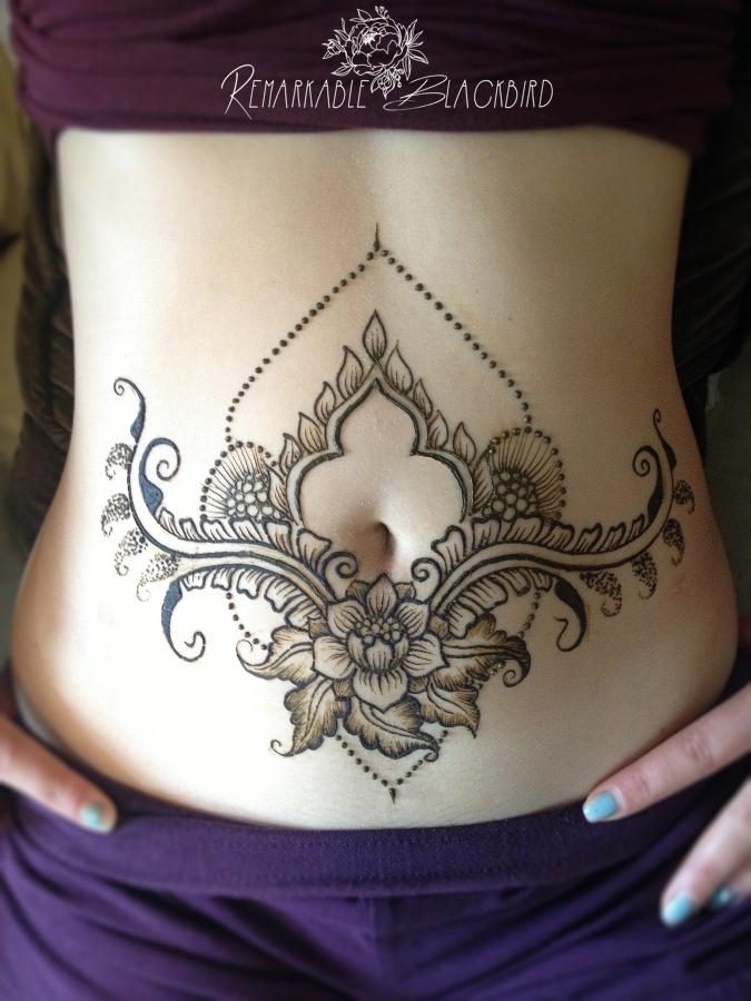 healing henna