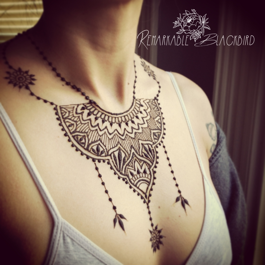 chest jewelry