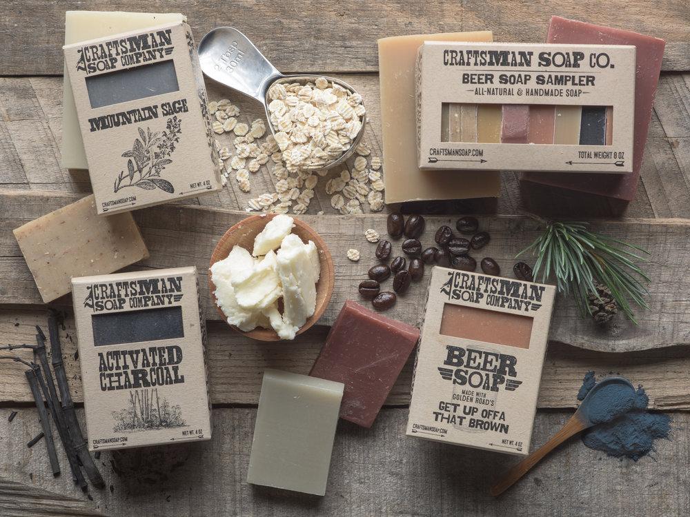 craftsman soap co