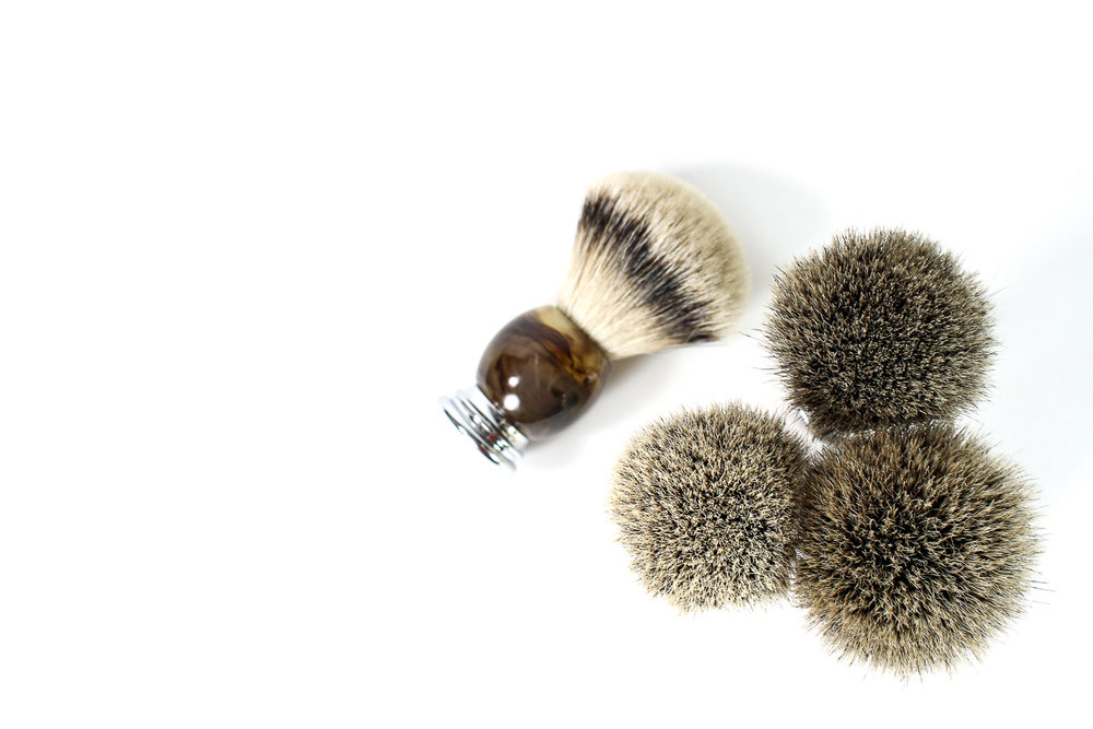 Shave Brushes -