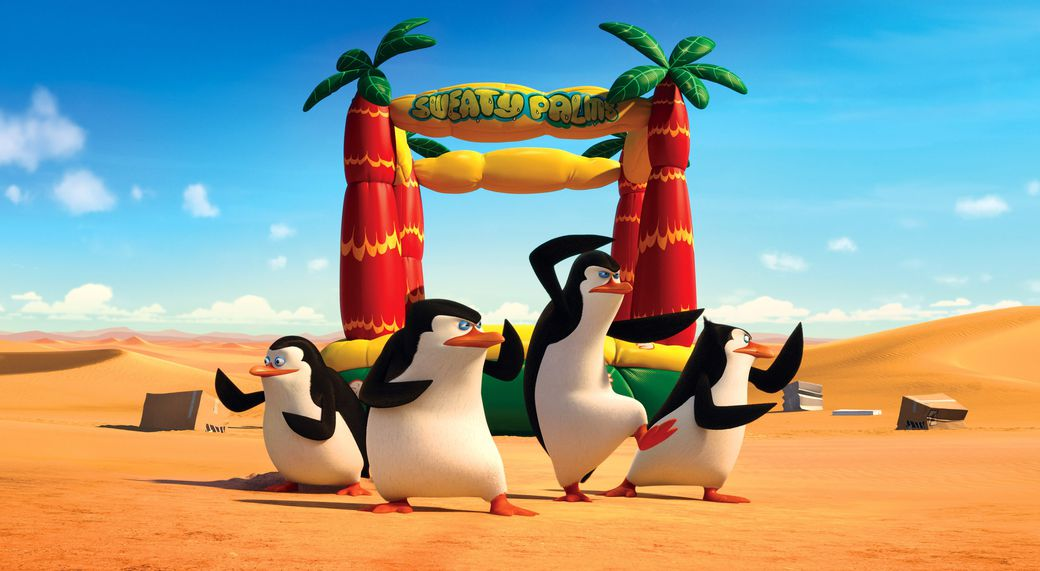 PENGUINS OF MADAGASCAR, 2014. TM & copyright ©20th Century Fox Film Corp. All rights