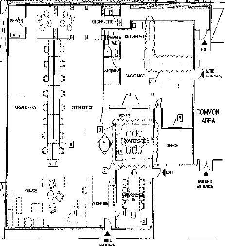 3635 Hayden Ave Floor Plan