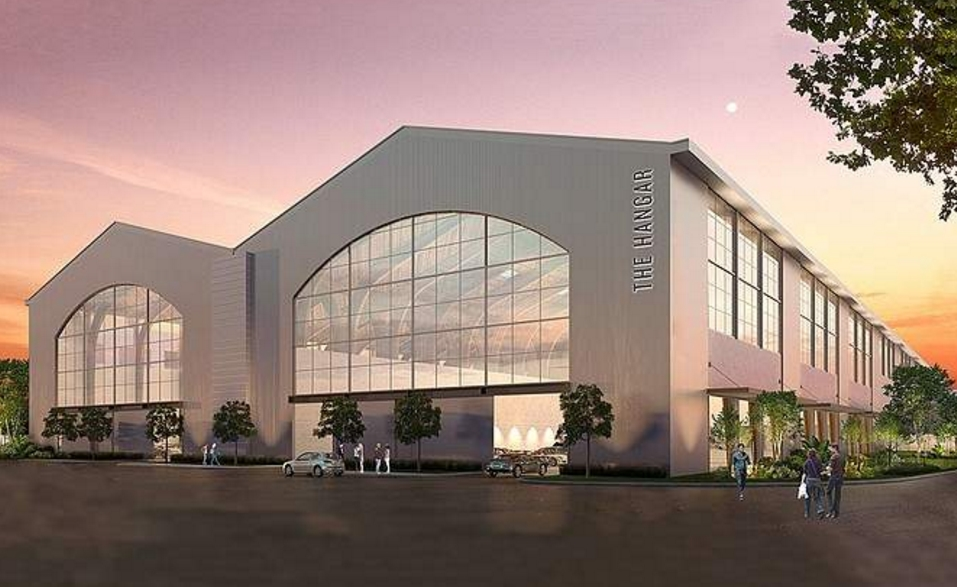 Google to Move into Spruce Goose Hangar This Fall