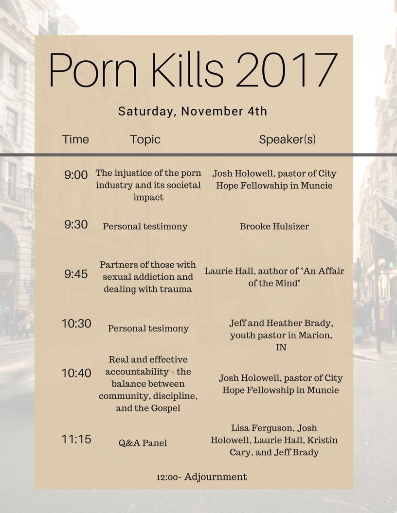 Porn Kills Saturday Schedule.jpg