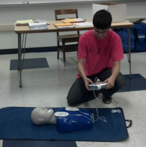 Norwin High School CPR/IED Lesson