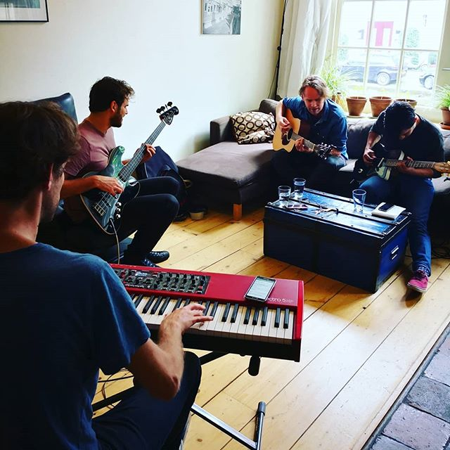 Rehearsal Saturday