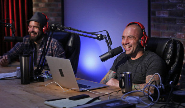 The Joe Rogan Experience, #2 most downloaded podcast in 2018, uses the Shure SM7B dynamic microphone.