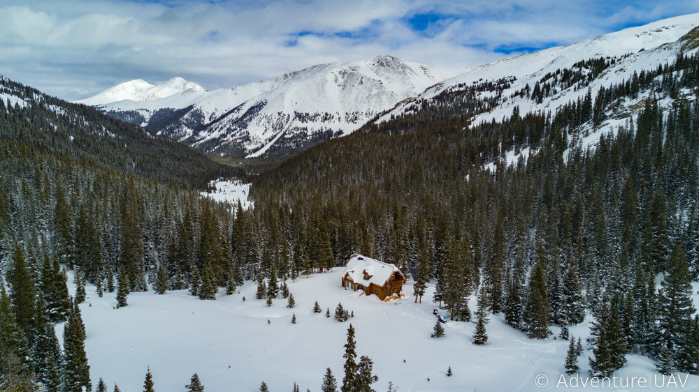 Remote, rental cabin - Montezuma, CO