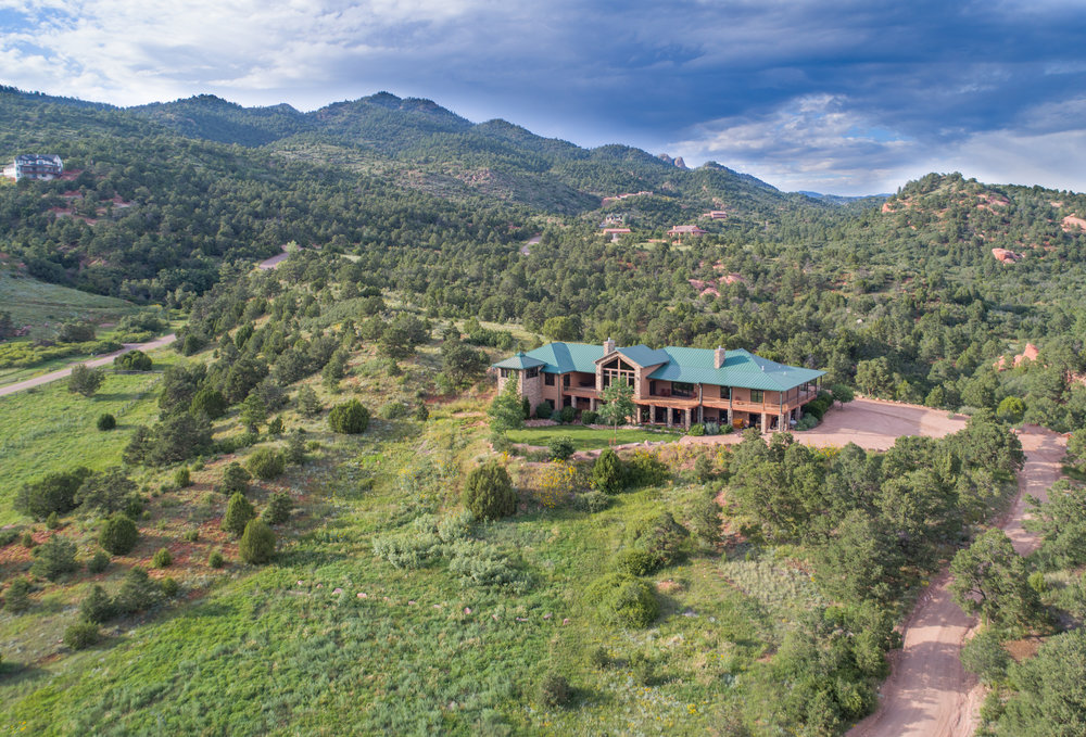 Ranch estate - Colorado Springs