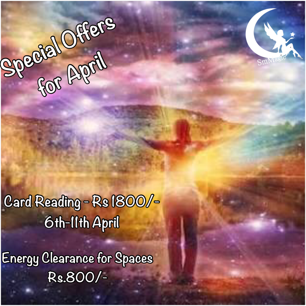 April Special With SmMagic
