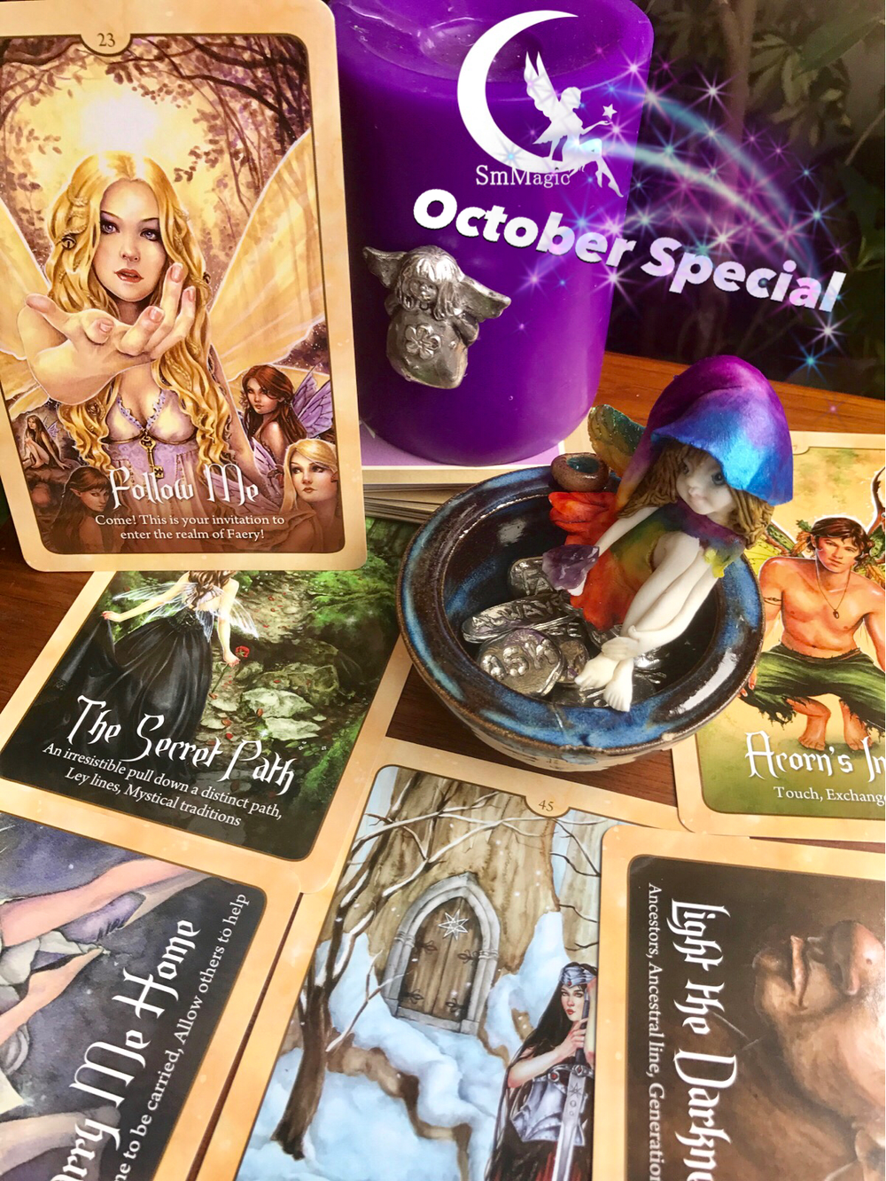 October Special With SmMagic