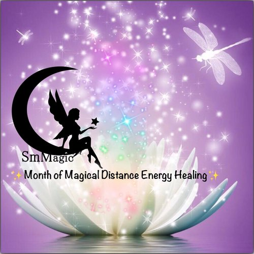 MONTH OF MAGICAL DISTANCE ENERGY HEALING