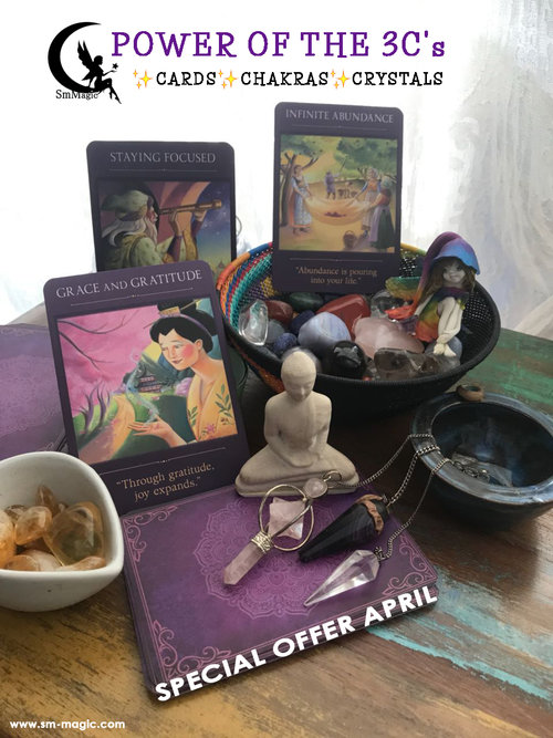 April 2018 Special With SmMagic