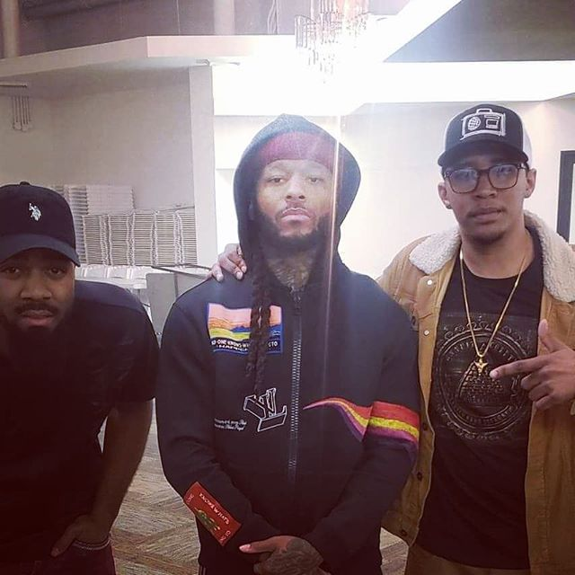 #LatePost #BackStage #VIP w/@montanaof300 & @mikes_41 ▪▪▪ #Mistah #KSW #BigBusiness #Rap #HipHop #Trap #Music #Musician #Urban #Culture #Apparel #Style #Fashion #Model #Art #Artist #Live #Laugh #Love #Smile #Chase #Dreams #Wisconsin #NightLife #Party