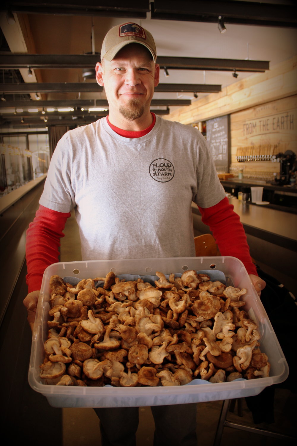 From The Earth Mushroom Delivery - Ale Sharpton - AllWays Open 3.JPG