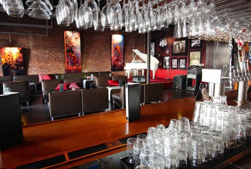 The Living Room — Denver Venues