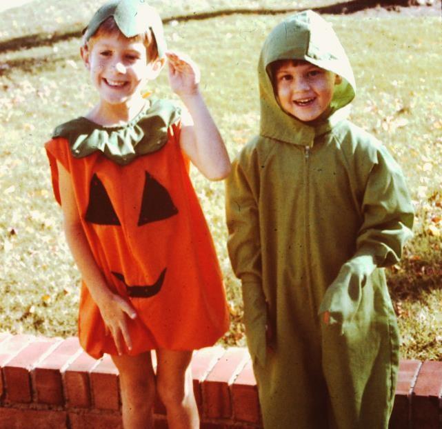 Jordan and Matthew 1988
