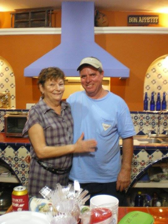 Jack and Barbara