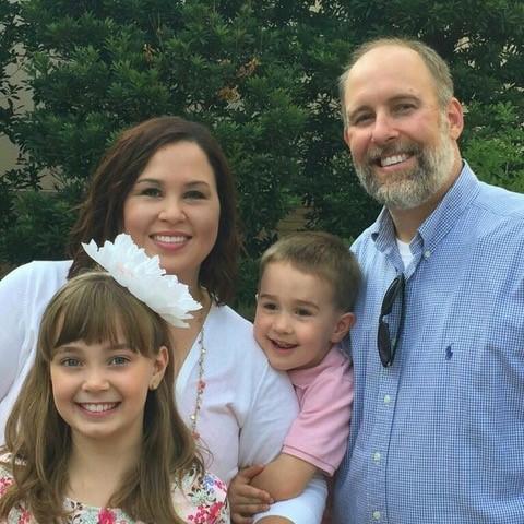 Tanya, John , Maya, and Levi -