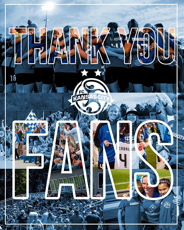 From the staff, coaches and players at FCKC, we say Thank You to all of our fans.
