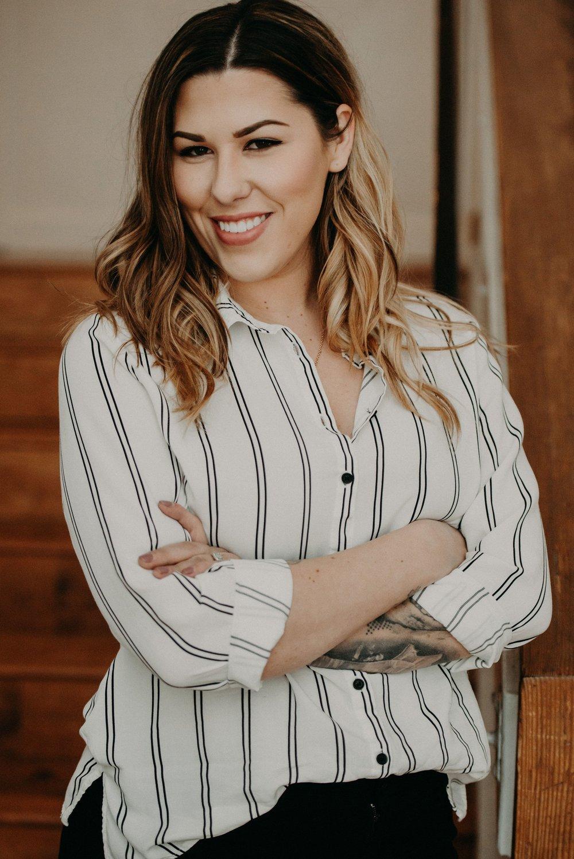 Hanah Gomez - Founder & Lead Designer
