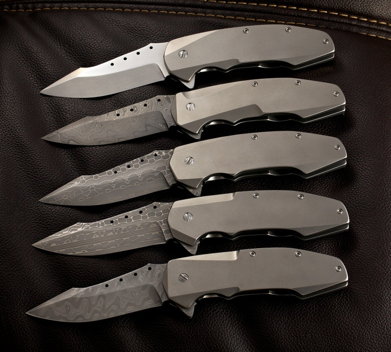 2013 GTC x SKKnives Collaboration.