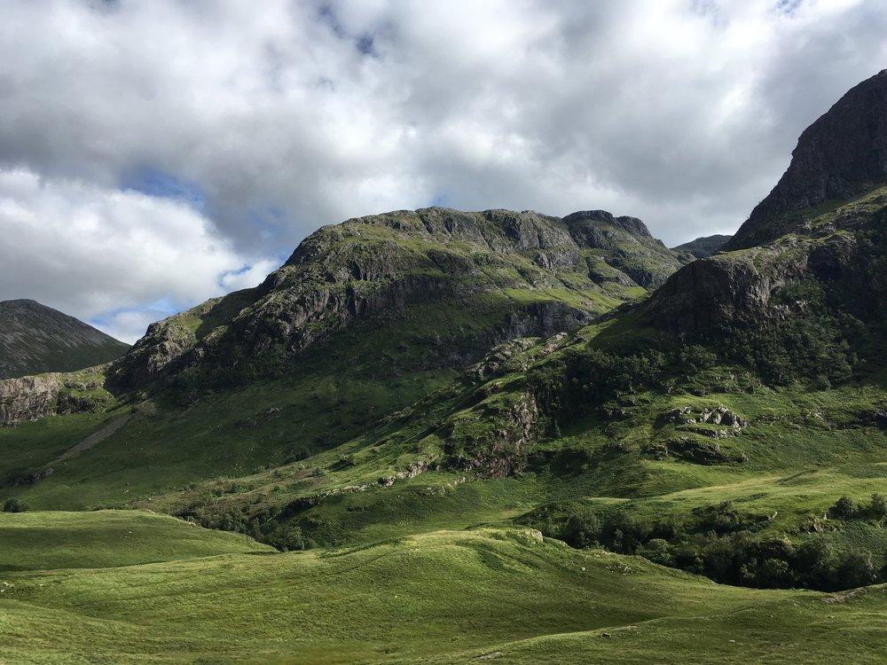 Glencoe, the Highlands