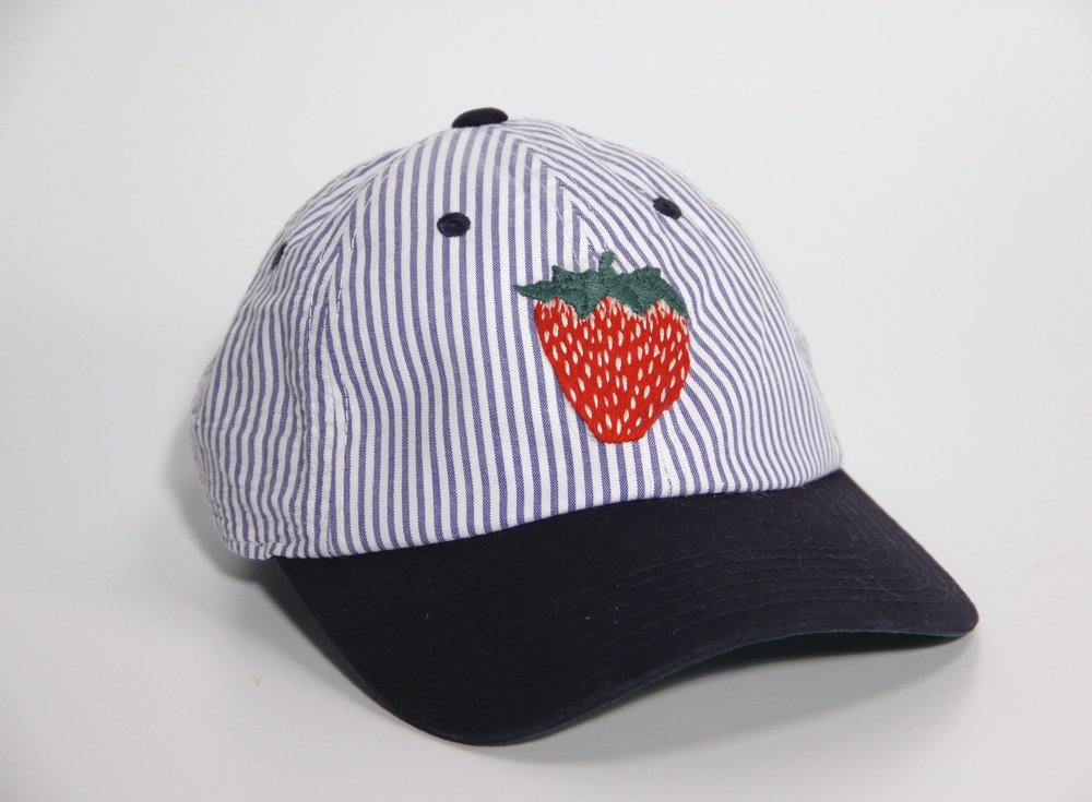 Strawberry Cap