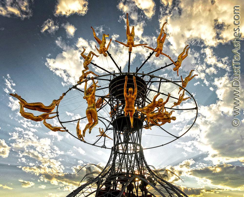 Installation @ Burning Man 2014
