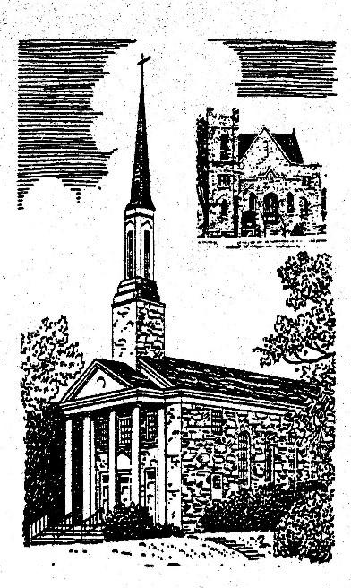 Centennial Associate Reformed Presbyterian Church - Columbia SC