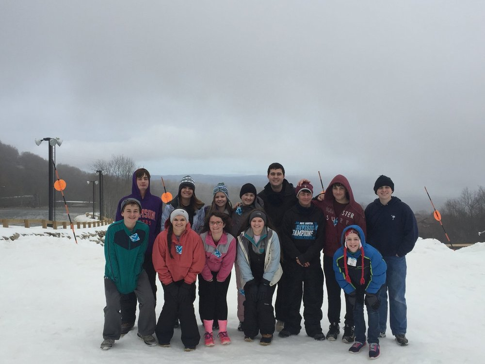 Youth Ski Trip 2016