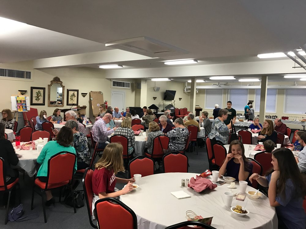 What to expect - Centennial Associate Reformed Presbyterian Church