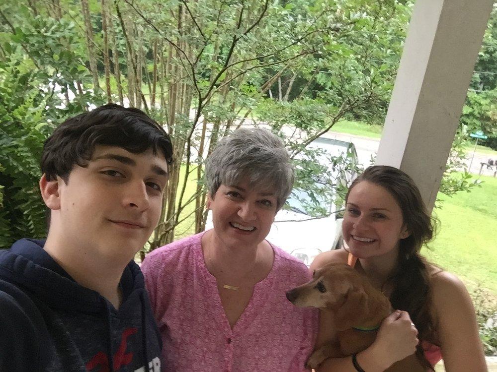 Davis, Melissa. Rachel and Parker