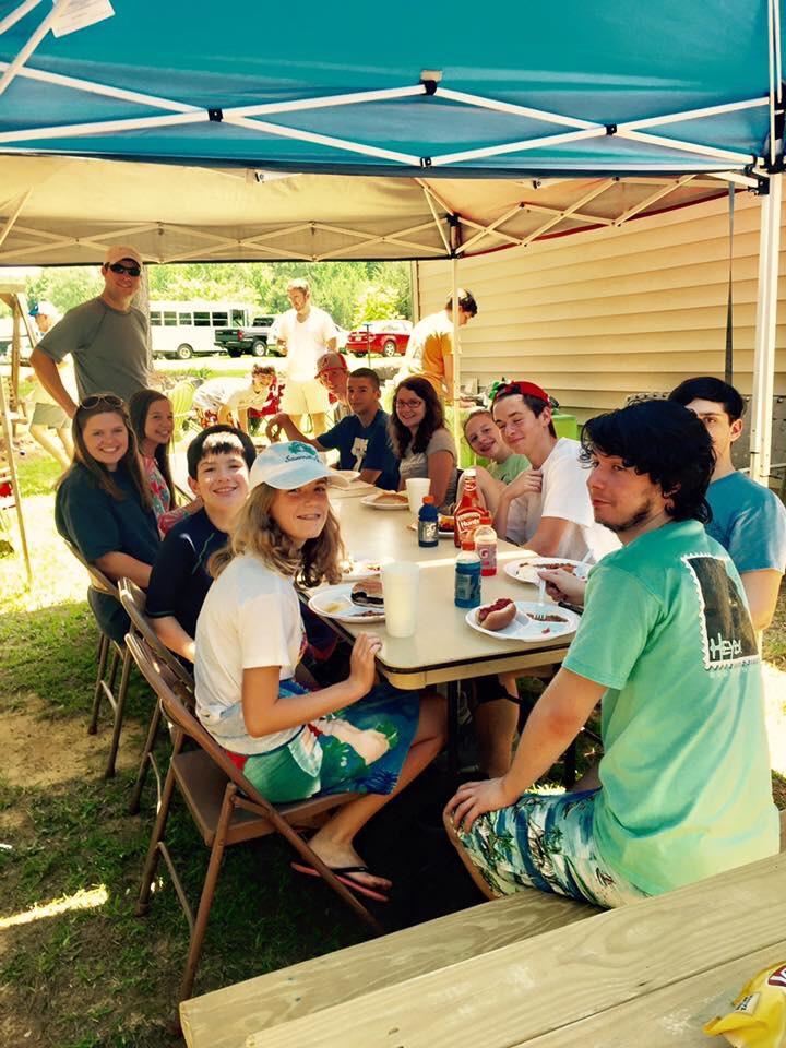 Centennial Associate Reformed Presbyterian Church Youth - Lake 2017