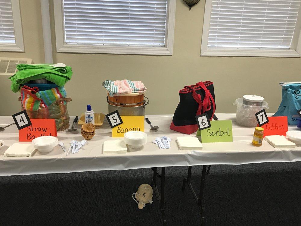 Centennial Associate Reformed Presbyterian Church - Ice Cream Social